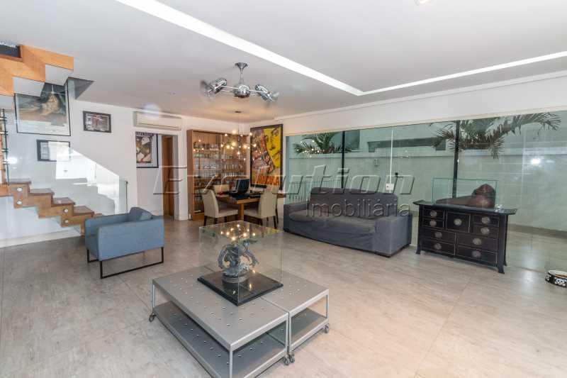 FOTO CASA RIVIERA 09 1 jpg - Casa em Condomínio 4 quartos à venda Recreio dos Bandeirantes, Zona Oeste,Rio de Janeiro - R$ 1.800.000 - EBCN40037 - 6