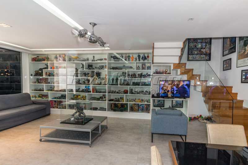 FOTO CASA RIVIERA 10 jpg - Casa em Condomínio 4 quartos à venda Recreio dos Bandeirantes, Zona Oeste,Rio de Janeiro - R$ 1.800.000 - EBCN40037 - 7