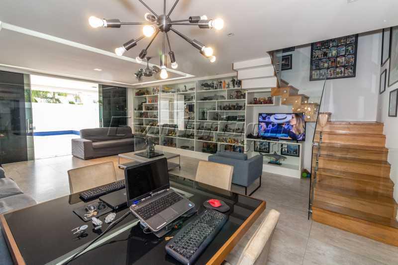 FOTO CASA RIVIERA 11 - Casa em Condomínio 4 quartos à venda Recreio dos Bandeirantes, Zona Oeste,Rio de Janeiro - R$ 1.800.000 - EBCN40037 - 8