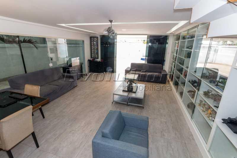 FOTO CASA RIVIERA 14 jpg - Casa em Condomínio 4 quartos à venda Recreio dos Bandeirantes, Zona Oeste,Rio de Janeiro - R$ 1.800.000 - EBCN40037 - 10