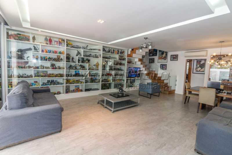 FOTO CASA RIVIERA 17 jpg - Casa em Condomínio 4 quartos à venda Recreio dos Bandeirantes, Zona Oeste,Rio de Janeiro - R$ 1.800.000 - EBCN40037 - 11