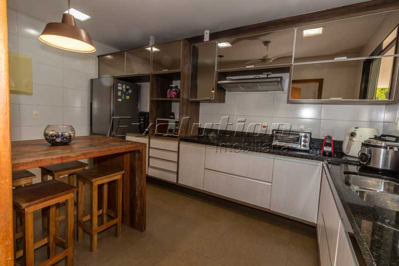 FOTO CASA RIVIERA 23 jpg - Casa em Condomínio 4 quartos à venda Recreio dos Bandeirantes, Zona Oeste,Rio de Janeiro - R$ 1.800.000 - EBCN40037 - 14