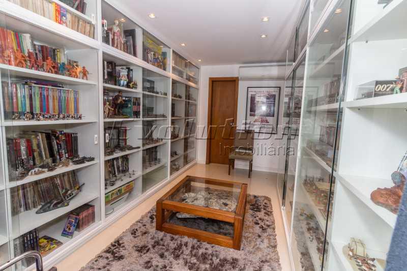 FOTO CASA RIVIERA 38 - Casa em Condomínio 4 quartos à venda Recreio dos Bandeirantes, Zona Oeste,Rio de Janeiro - R$ 1.800.000 - EBCN40037 - 21