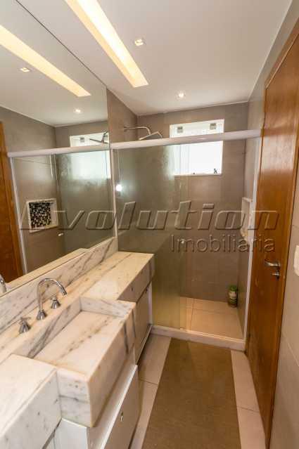 FOTO CASA RIVIERA 44 - Casa em Condomínio 4 quartos à venda Recreio dos Bandeirantes, Zona Oeste,Rio de Janeiro - R$ 1.800.000 - EBCN40037 - 24