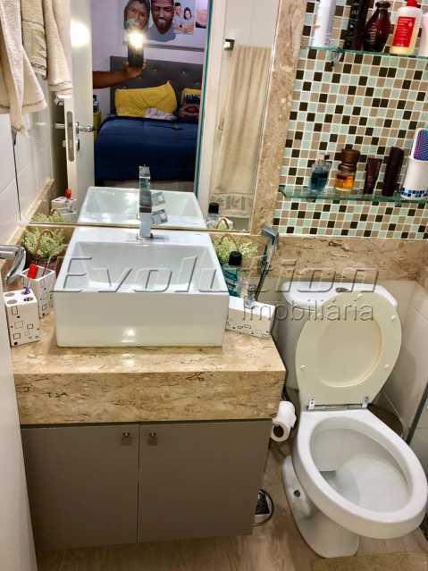4afebc5d-72ae-4b26-b0d6-6e0541 - Apartamento 3 quartos à venda Recreio dos Bandeirantes, Zona Oeste,Rio de Janeiro - R$ 590.000 - EBAP30012 - 14
