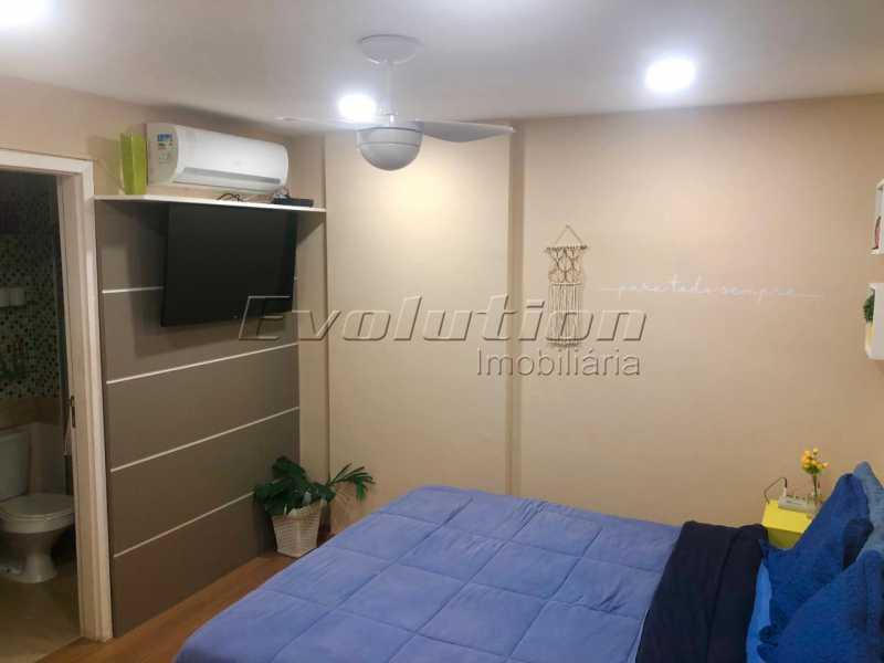98ec0dbb-f6bb-486e-b609-72f372 - Apartamento 3 quartos à venda Recreio dos Bandeirantes, Zona Oeste,Rio de Janeiro - R$ 590.000 - EBAP30012 - 19
