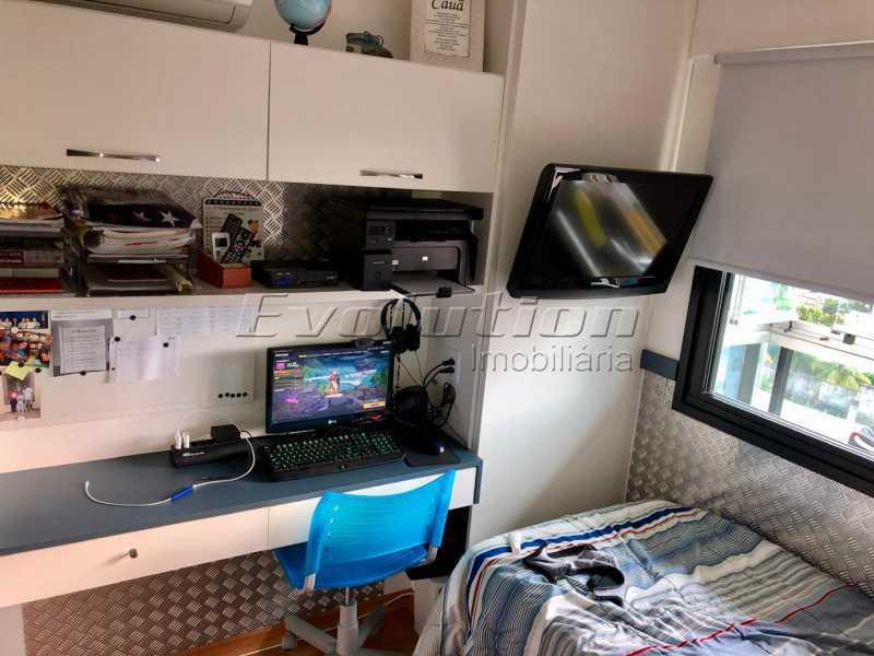 1358cd9b-5fa9-49e3-8d72-7f6d2b - Apartamento 3 quartos à venda Recreio dos Bandeirantes, Zona Oeste,Rio de Janeiro - R$ 590.000 - EBAP30012 - 23