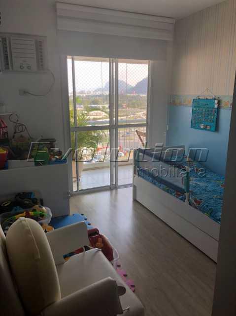 1028b054-10b6-4fa9-8449-f3f9d9 - Apartamento 3 quartos à venda Barra da Tijuca, Zona Oeste,Rio de Janeiro - R$ 730.000 - EBAP30013 - 11