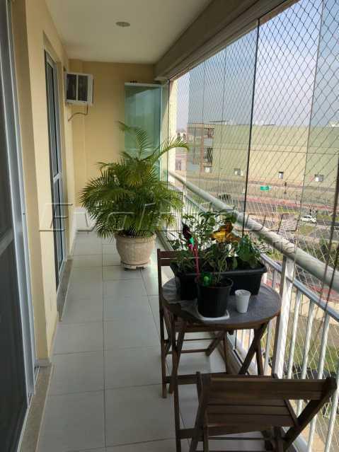 da83546c-c6d2-4163-975d-cee0c0 - Apartamento 3 quartos à venda Barra da Tijuca, Zona Oeste,Rio de Janeiro - R$ 730.000 - EBAP30013 - 17