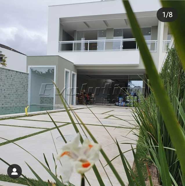 riomar1402. - Casa em Condomínio 4 quartos à venda Barra da Tijuca, Zona Oeste,Rio de Janeiro - R$ 2.850.000 - EBCN40041 - 3