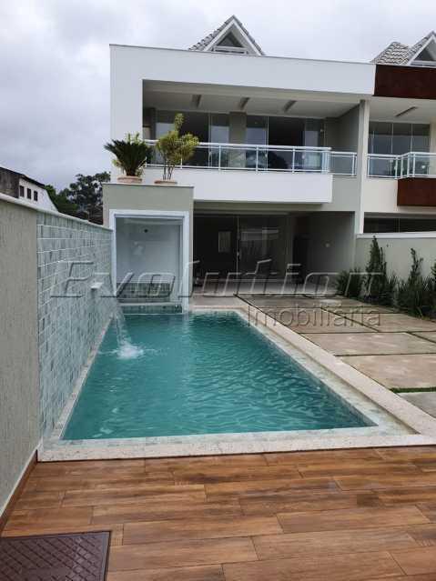 riomar1405. - Casa em Condomínio 4 quartos à venda Barra da Tijuca, Zona Oeste,Rio de Janeiro - R$ 2.850.000 - EBCN40041 - 4