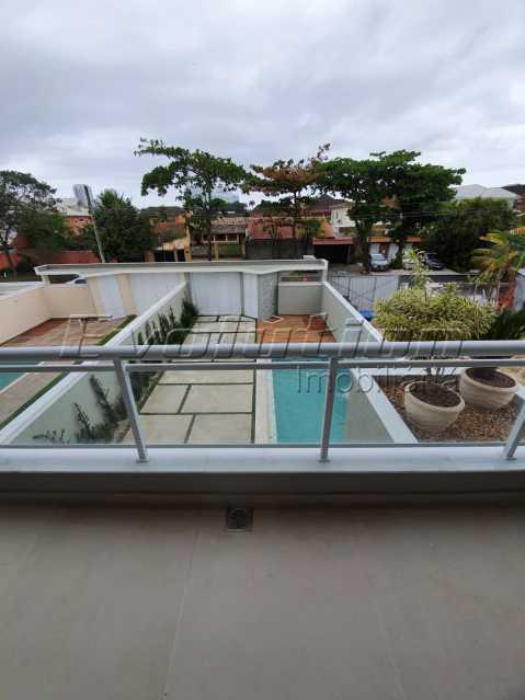 riomar1410. - Casa em Condomínio 4 quartos à venda Barra da Tijuca, Zona Oeste,Rio de Janeiro - R$ 2.850.000 - EBCN40041 - 7