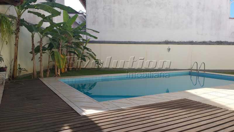 piscina - Casa no condomínio Lagoa Mar Sul - oportunidade. - EBCN40049 - 6