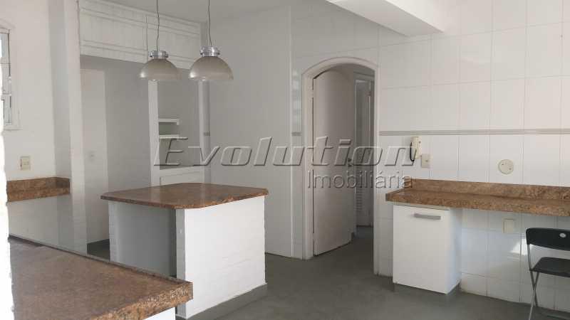 cozinha - Casa no condomínio Lagoa Mar Sul - oportunidade. - EBCN40049 - 10