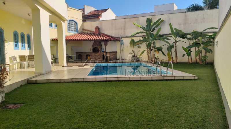 piscina - Casa no condomínio Lagoa Mar Sul - oportunidade. - EBCN40049 - 3
