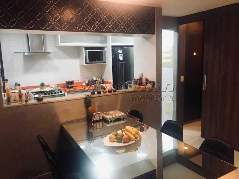 Copa Cozinha - Casa finamente decorada por arquiteto no condomínio Enjoy. - EBCN40051 - 7