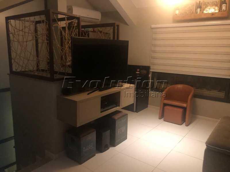 Sótão - Casa finamente decorada por arquiteto no condomínio Enjoy. - EBCN40051 - 16
