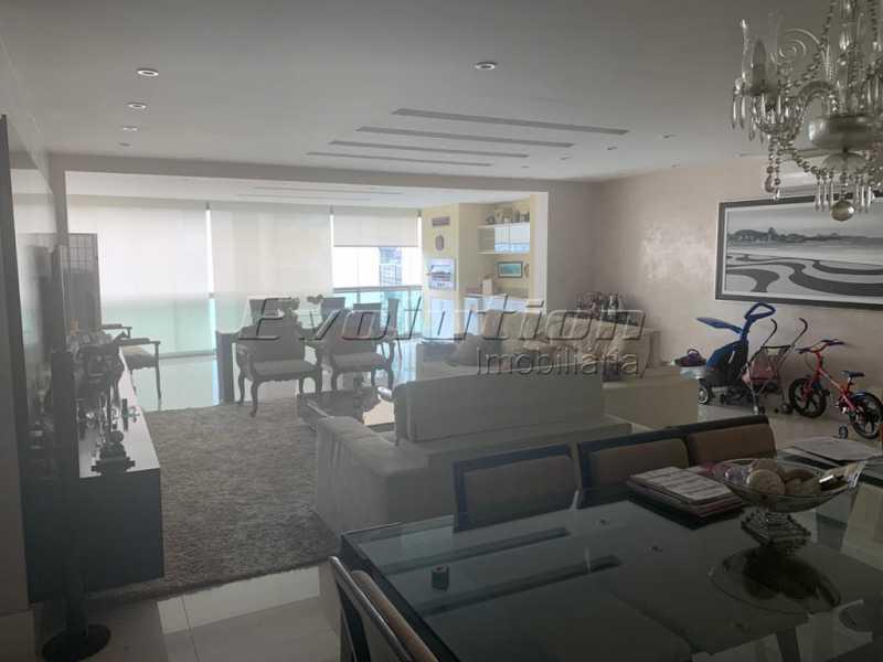 IMG-20200910-WA0017 - Apartamento no Atmosfera da Península 231 m² - EBAP30019 - 3