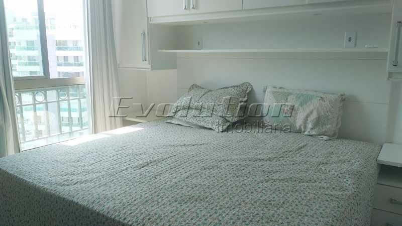 20200918_143234 - Cobertura Duplex mobiliada no condomínio atmosfera da Península. - EBCO30009 - 16