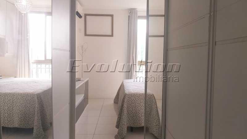 20200918_143306 - Cobertura Duplex mobiliada no condomínio atmosfera da Península. - EBCO30009 - 15