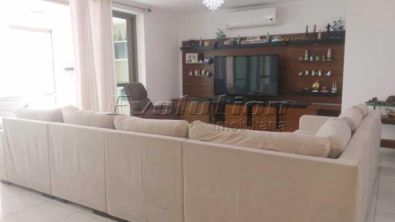 20200918_143758 - Cobertura Duplex mobiliada no condomínio atmosfera da Península. - EBCO30009 - 5