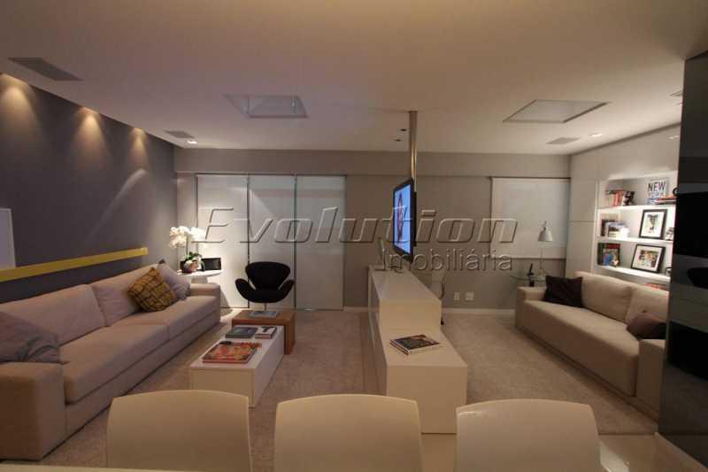 IMG-20200924-WA0044 - Apartamento no Blue das Américas, finamente decorado por arquiteta! - EBAP30022 - 1