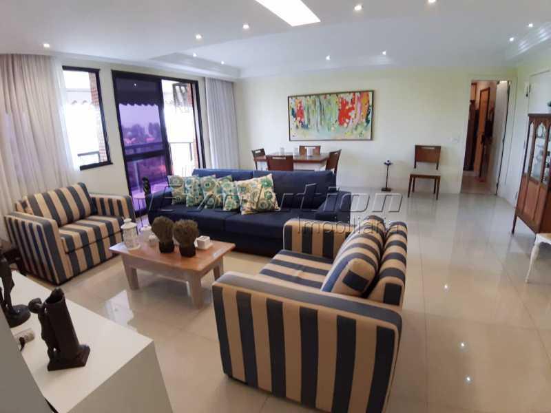 20200924_232226 - Apartamento 124 m² no Santa Mônica Condomínum Club - EBAP30023 - 4