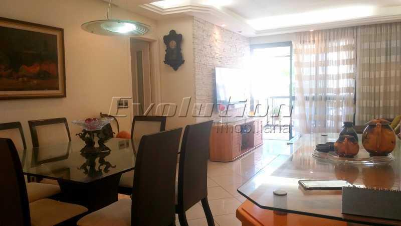 20200928_111256 - Apto 131 m² no condomínio Santa Mônica Condomínium Club. - EBAP40025 - 1