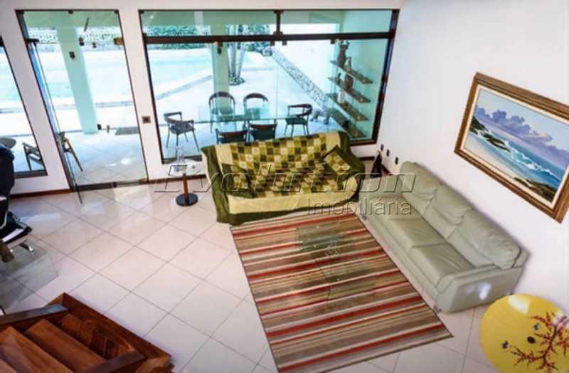 atanhanga8 - Casa em Condomínio 3 quartos à venda Itanhangá, Rio de Janeiro - R$ 2.780.000 - EBCN30009 - 1