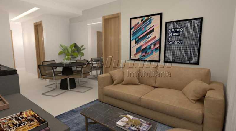 botafogo2 - Apartamento 2 quartos à venda Botafogo, Rio de Janeiro - R$ 599.000 - EBAP20017 - 3