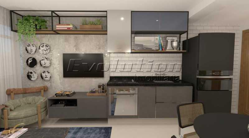 botafogo3 - Apartamento 2 quartos à venda Botafogo, Rio de Janeiro - R$ 599.000 - EBAP20017 - 4