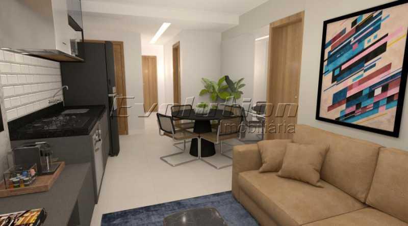 botafogo5 - Apartamento 2 quartos à venda Botafogo, Rio de Janeiro - R$ 599.000 - EBAP20017 - 6