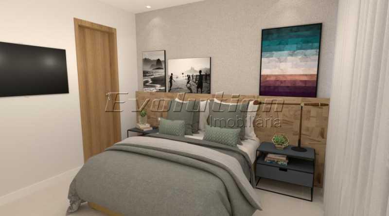 botafogo6 - Apartamento 2 quartos à venda Botafogo, Rio de Janeiro - R$ 599.000 - EBAP20017 - 7