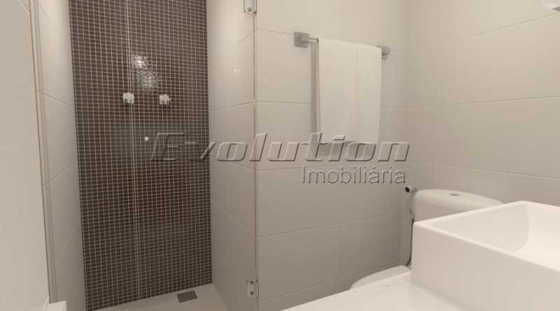 botafogo8 - Apartamento 2 quartos à venda Botafogo, Rio de Janeiro - R$ 599.000 - EBAP20017 - 9