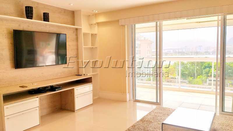 24a - Laguna di Mare - 3 quartos 107 m², sol da manhã e andar alto. - EBAP30025 - 4