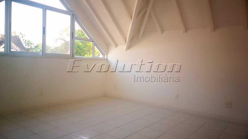 Suíte casal - Casa no Recreio Quality II. - EBCN40066 - 9
