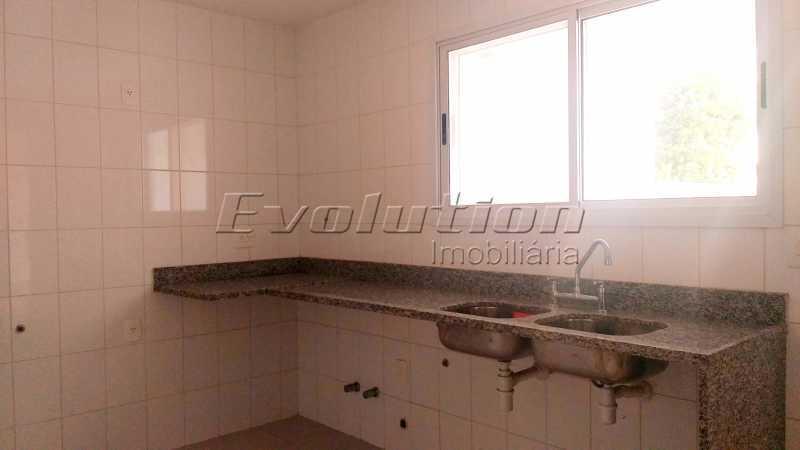 Cozinha - Casa no Recreio Quality II. - EBCN40066 - 8