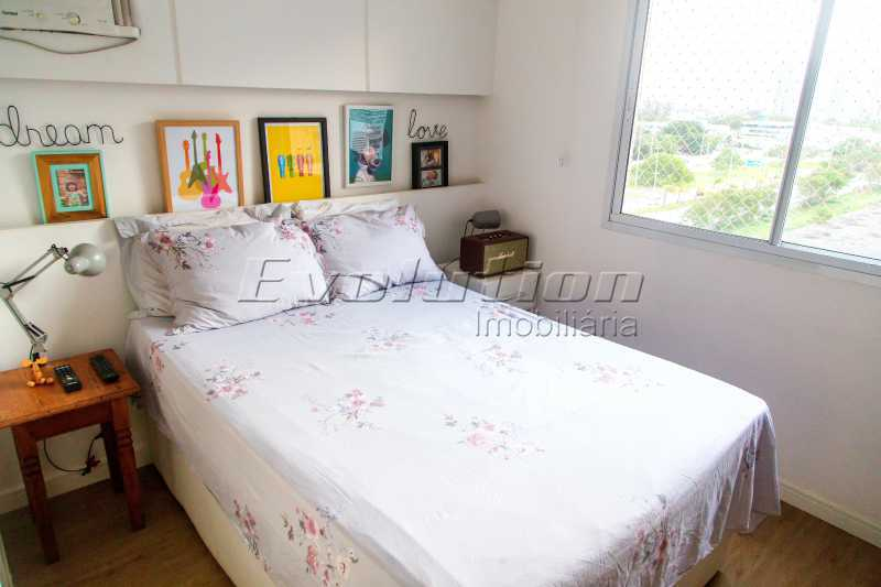 Suíte - Apartamento a venda no condomíno Blue das Américas. - EBAP30032 - 16