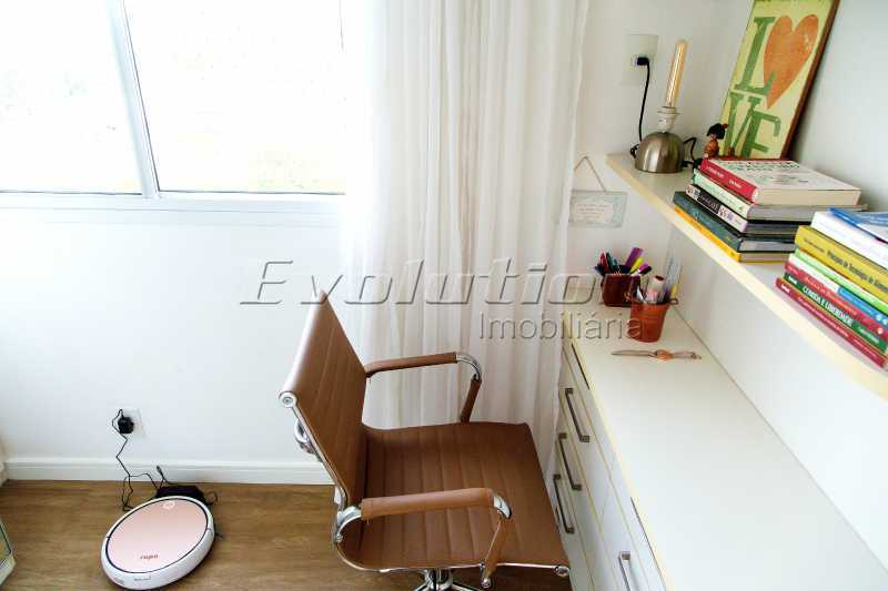Quarto 2 - Apartamento a venda no condomíno Blue das Américas. - EBAP30032 - 13