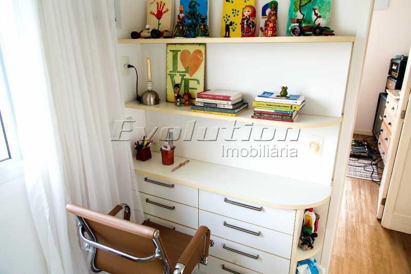 Quarto 2 - Apartamento a venda no condomíno Blue das Américas. - EBAP30032 - 15