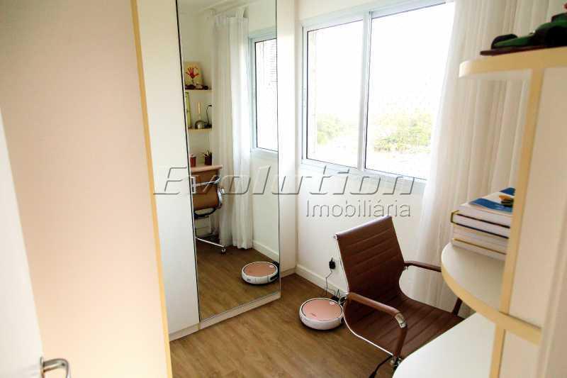 Quarto 2 - Apartamento a venda no condomíno Blue das Américas. - EBAP30032 - 14