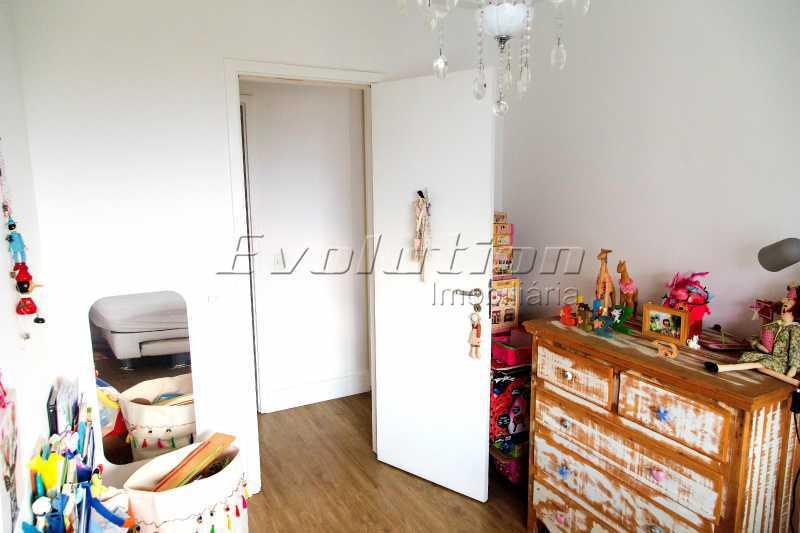 Quarto 1 - Apartamento a venda no condomíno Blue das Américas. - EBAP30032 - 11