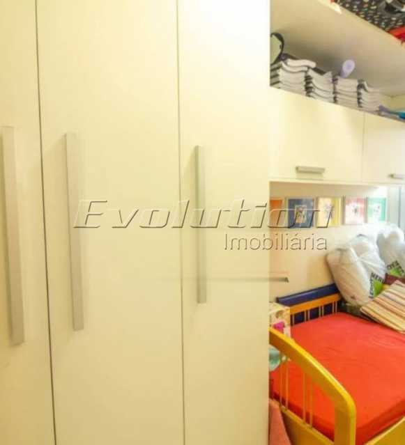 Dependência de empregada - Apartamento sol da manhã condomínio Blue das Américas - EBAP20023 - 22
