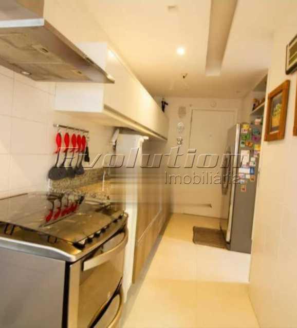 Cozinha - Apartamento sol da manhã condomínio Blue das Américas - EBAP20023 - 20