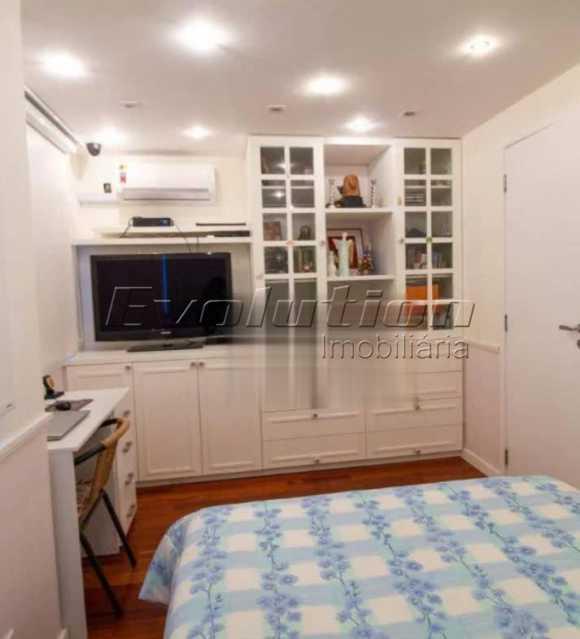 Quarto - Apartamento sol da manhã condomínio Blue das Américas - EBAP20023 - 8