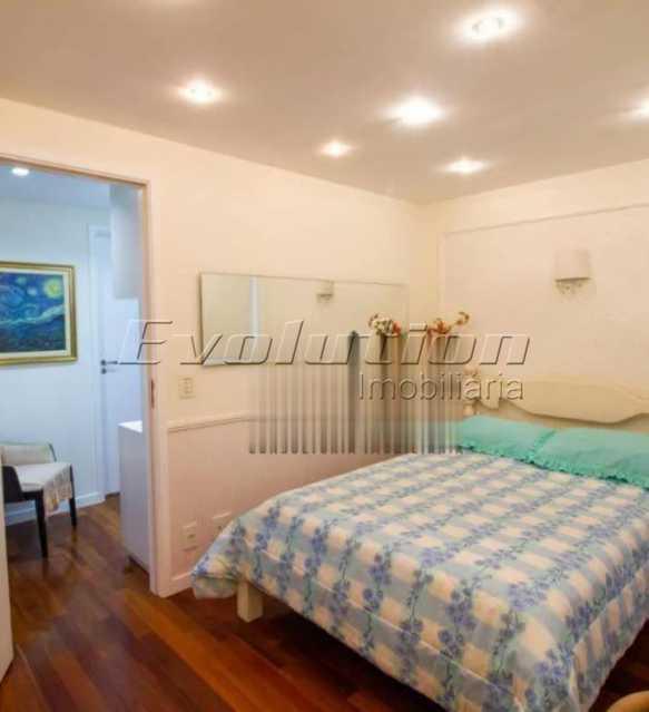 Quarto - Apartamento sol da manhã condomínio Blue das Américas - EBAP20023 - 9