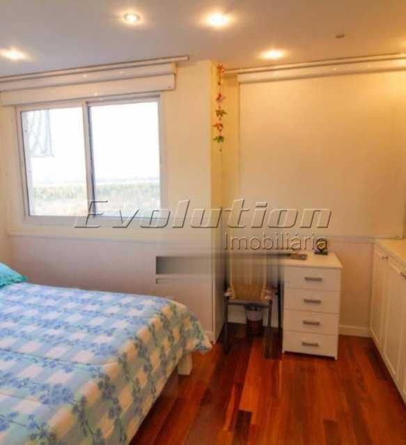 Quarto - Apartamento sol da manhã condomínio Blue das Américas - EBAP20023 - 10
