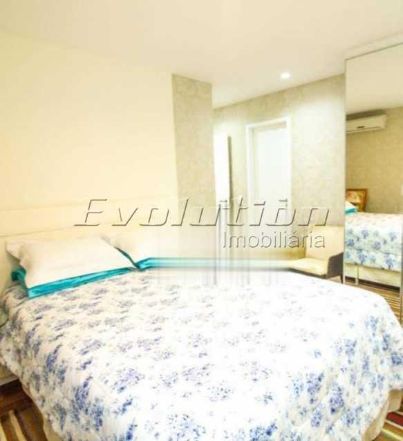 Suíte - Apartamento sol da manhã condomínio Blue das Américas - EBAP20023 - 12