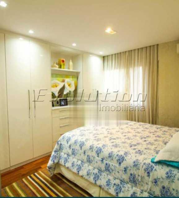 Suíte - Apartamento sol da manhã condomínio Blue das Américas - EBAP20023 - 14