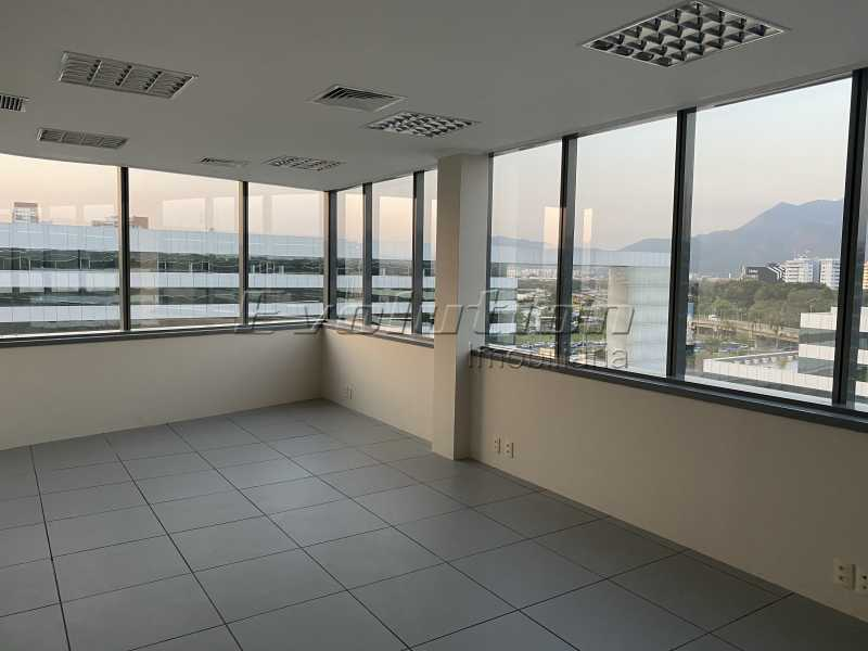 IMG_6537 - Sala Comercial 33m² à venda Barra da Tijuca, Zona Oeste,Rio de Janeiro - R$ 700.000 - EBSL00003 - 3